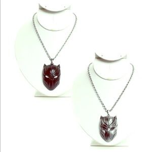 Jewelry - Black Panther Necklace